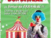 ¡Nuevo Sorteo Carnaval SuerteciK Disfraz!