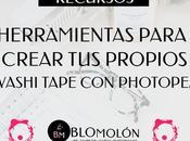 Crea Propios Washi Tape Línea Photopea
