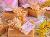 Detalles especiales para comuniones; regalos naturales invitados.