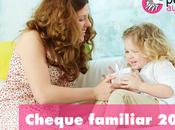 """Como solicitar ayuda 1.200 euros """"Cheque familiar"""" 2018"""