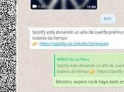 Nueva amenaza corre WhasApp: Phishing enmascarado