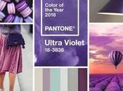 Ultra violet color 2018