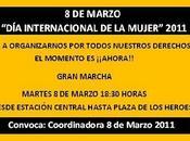 Declaración Coordinadora Marzo Chile Internacional Mujer