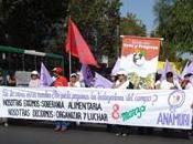 Mujeres movilización derechos