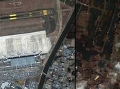 Imágenes aéreas devastación zonas Japón