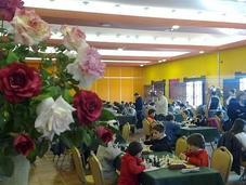 Comienza regional individual edades veteranos 2011