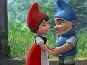 'Gnomeo Julieta': Shakespeare Elton John para niños