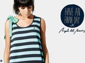 Raquel Rosario estrena como diseñadora colección vestidos para EWAN. Mira vídeo