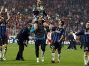 Inter derrotó Bayern Munich pasó cuartos Champions