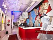 Origami paper_ como casa