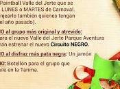 Carnaval 2018 Torno. Valle Jerte.