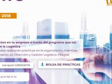 Programa Empleo Talento UNO, Máster Dirección Gestión Logística Integral