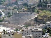 Anfiteatro romano Amman. Jordania