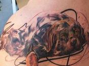 ideas tatuajes Perros Parte
