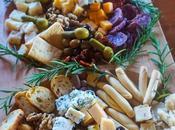 Como hacer tabla quesos embutidos