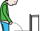 Avances control esfínteres: Identificando pictogramas.