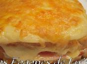 Sandwich croque-monsieur