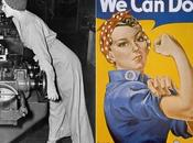 Naomi Parker muerto, Viva Rosie Riveter
