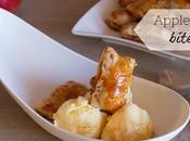 Apple bites (cubitos tarta manzana)