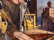 escenografías pintadas Giorgio Chirico.