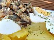 Recetas gourmet: Patatas frías