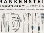 Decíamos ayer...Frankenstein. Mary Shelley.