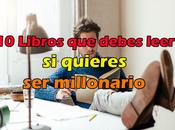 libros necesitas leer para millonario