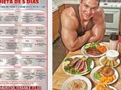 Dieta días para subir peso ganar masa muscular