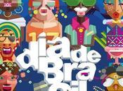 """día brasil"" ritmo forro samba"