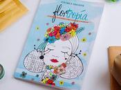 Flortropía, pasatiempos ilustrados Verónica Maraver