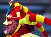 Ahora puedes Desfile Carnaval Madrid 2018 visto desde primerísimos planos