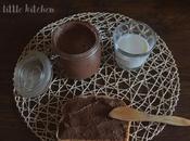 Crema avellanas chocolate casera