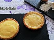 Tartaletas limón