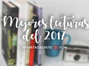 Recomendación: libros favoritos 2017