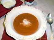 Sopa tomate estilo Campbell's