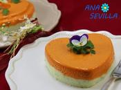Mousse bacalao pimientos Thermomix