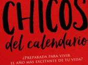 Reseña: chicos calendario noviembre diciembre Candela Ríos