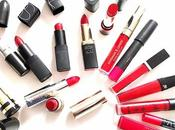 uno, labiales rojos para Valentín cuando quieras