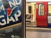 nuevos llamativos carteles seguridad para transporte público Londres