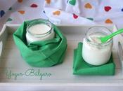 Yogur búlgaro casero