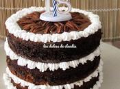 torta chocolate años