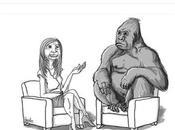 """excusas gorila: """"Todos roban"""""""