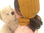 Tutorial bonnet crochet