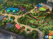 ¡Toy Story Land abre verano!