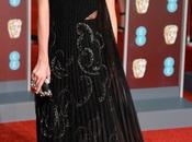 vestidos bonitos alfombra roja BAFTA 2018
