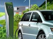 coche eléctrico siempre limpio
