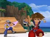 Consiguen nivel Sora Kingdom Hearts salir Islas Destino