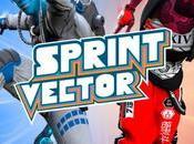 Análisis Sprint Vector parkour futuro