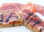Presa cerdo iberico marinada