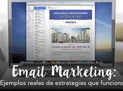 Email Marketing: Ejemplos reales estrategias funcionan